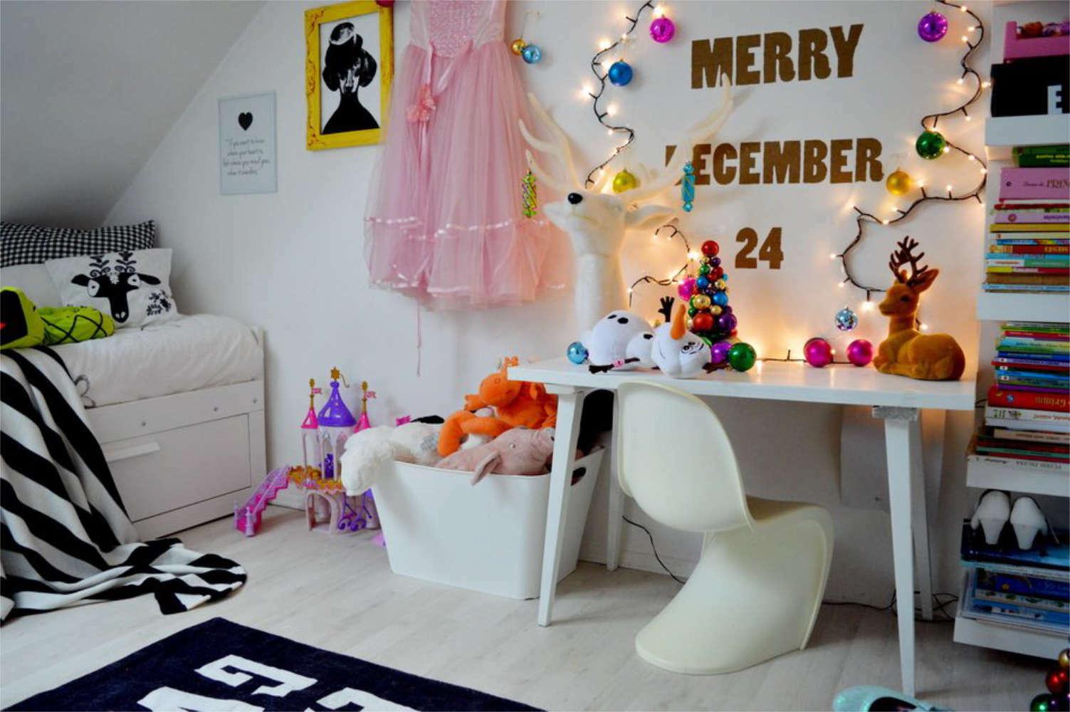 #gyerekszoba #decoration #childrenroom #colors #xmas