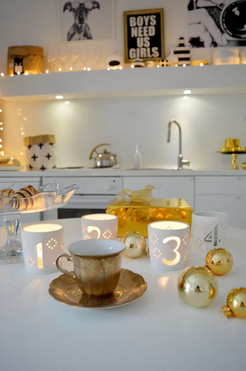 #christmas #christmasdecor #decoration #xmas #gold