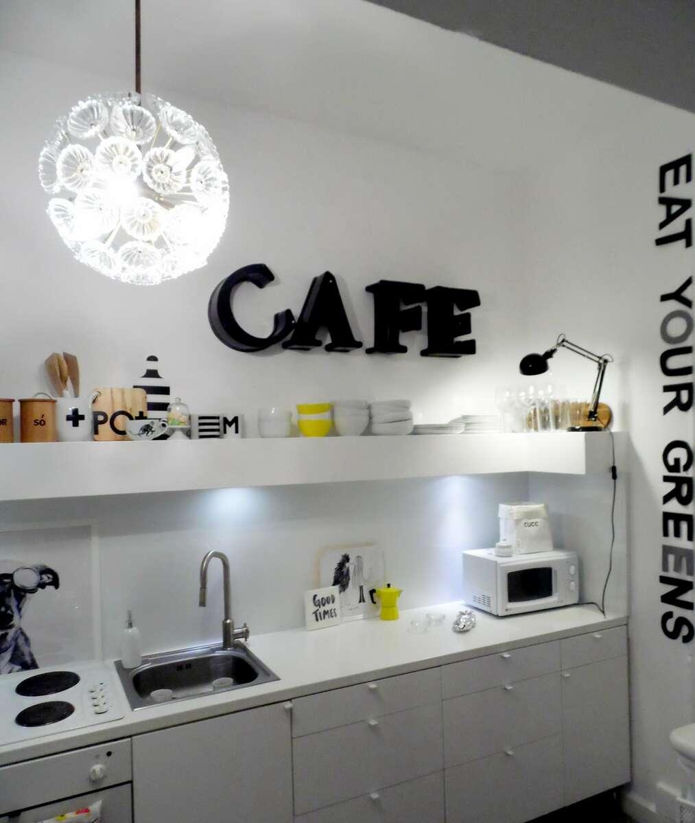 #kitchen#retrolamp