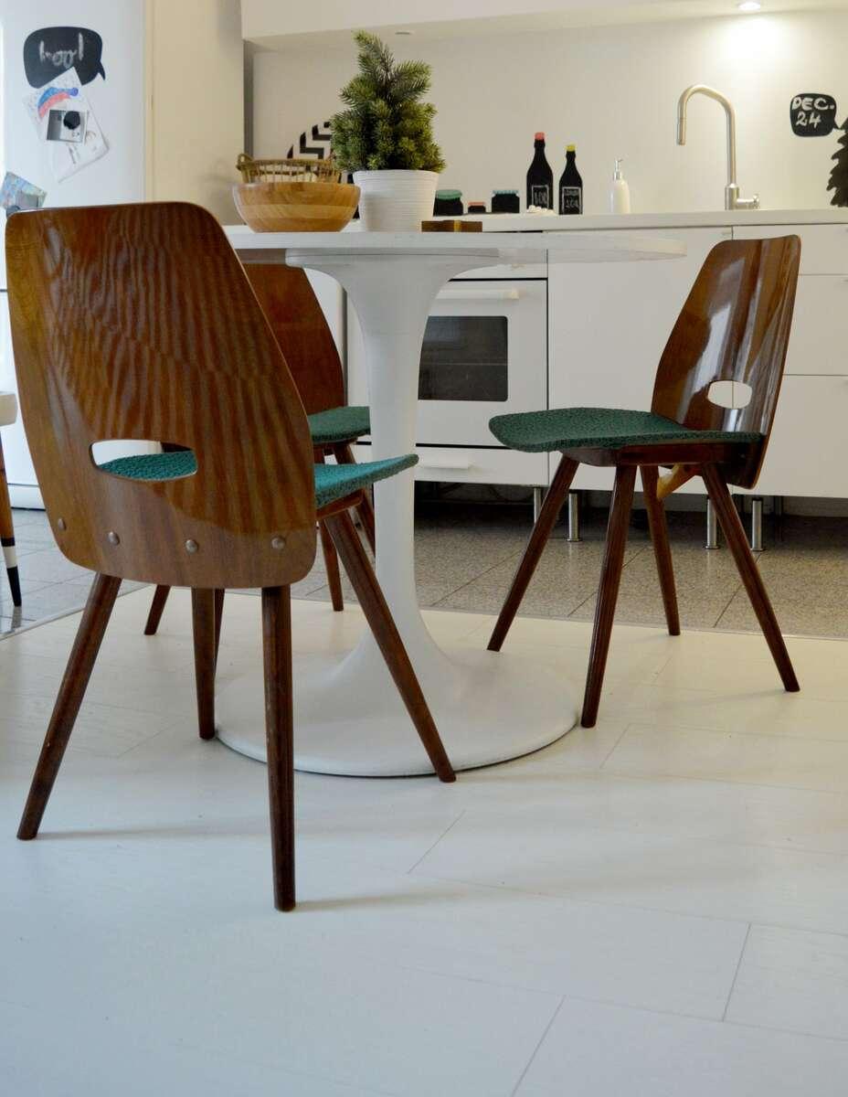 Retro székek Merci Ancsa dekor