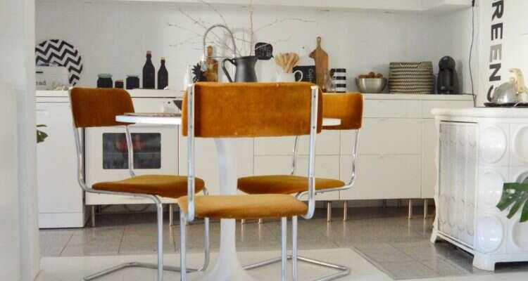 Régi székek új élete Merci Ancsa dekor