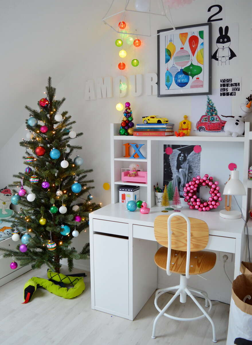 Karácsony a gyerekszobában