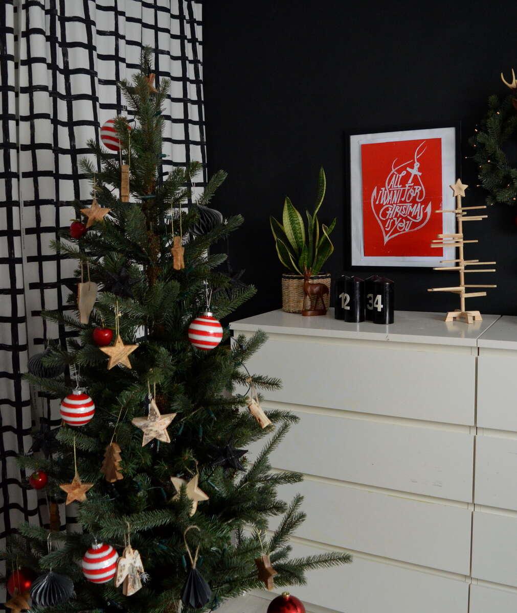 Ikea karácsonyfa
